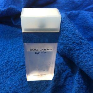Dolce & Gabbana fragrance in Light Blue